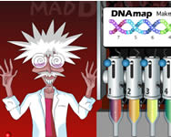 Mad DNA laboratory orvosos j�t�kok